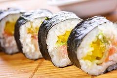 Riga dei sushi Fotografia Stock