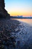 Riga del litorale Immagini Stock Libere da Diritti