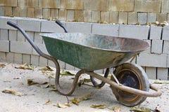 Riga della barra di rotella fotografia stock