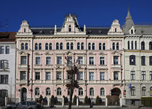 Riga, Elizabetes 15 Art Nouveau en eclecticisme royalty-vrije stock afbeelding