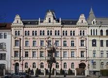 Riga, Elizabetes 15 Art Nouveau och eklekticism Royaltyfri Bild