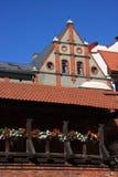 Riga Hanze Royalty-vrije Stock Foto