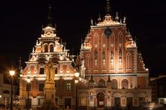 Riga - Hauptstadt von Lettland. Alte Stadt, lizenzfreies stockfoto