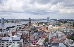 Riga, Latvia Fotografie Stock Libere da Diritti
