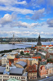 Riga Latvia Royalty Free Stock Photography