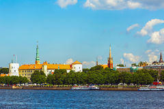 Riga, Latvia Immagine Stock