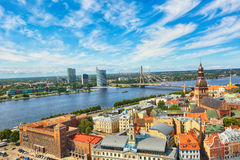 Riga, Latvia Fotografie Stock