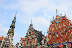 Riga, Latvia Royalty Free Stock Photo