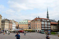 Riga, Latvia Royalty Free Stock Photo