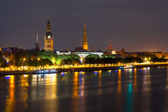 Riga, Latvia Royalty Free Stock Photography