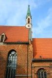Riga Lettland Arkivfoto