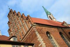 Riga Lettland Royaltyfri Fotografi