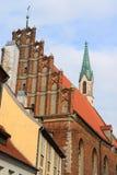 Riga Lettland Arkivbilder