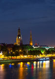 Riga, Lettland stockfotografie