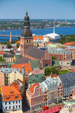 Riga, Lettland lizenzfreie stockfotografie