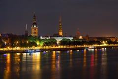 Riga, Lettland lizenzfreie stockbilder
