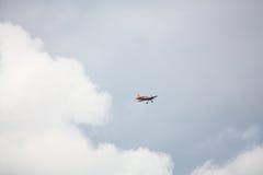 RIGA, LETTLAND - 20. AUGUST: Pilot von Japan Yoshihide Muroya auf S Stockfotografie