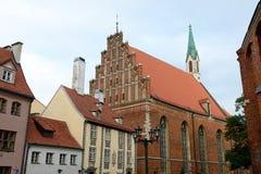 Riga, Lettonia Immagini Stock Libere da Diritti