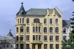 Riga, Lettonia, Europa, il bordello Fotografia Stock