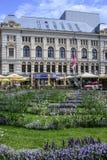 Riga, Lettonia, Europa, il teatro russo Fotografia Stock