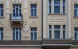 Riga Matisa 44 som är modern Royaltyfria Foton