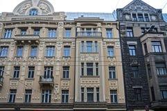 Riga Matisa 42/44 som är modern Arkivbilder