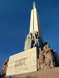 Riga monument Stock Photo