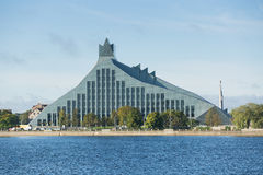 Riga national library