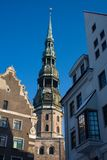 Riga, old town Stock Image