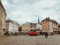 Riga Old Town royalty free stock images