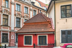 Riga Old Town Royalty Free Stock Photography