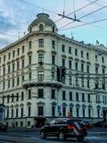 Riga oldtown Stock Afbeelding