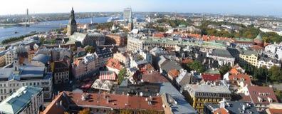 Riga panorama Royalty Free Stock Photography