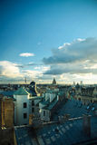 Riga rooftops Royalty Free Stock Photography
