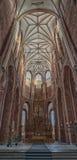 Riga Saint Peters Interior Royalty Free Stock Images