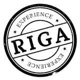 Riga-Stempelgummischmutz Stockfotos