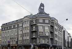 Riga Terbatas 14, modern 1909 Royaltyfri Fotografi