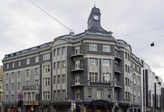Riga, Terbatas 14, 1909 moderne photographie stock libre de droits