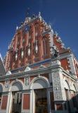 Riga Townhall Stock Foto's