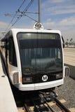 Riga treno dell'oro nella contea di Los Angeles fotografia stock libera da diritti