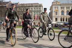 Riga Tweed Run Stock Image