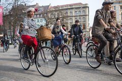 Riga Tweed Run Royalty Free Stock Image