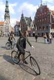 Riga Tweed Run Royalty Free Stock Photos