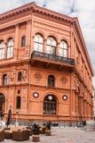 Riga utbyte Royaltyfria Foton