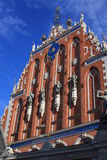 Riga velho - uma das cidades as mais bonitas Imagens de Stock