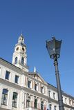 Riga View. Old City View (Riga, Latvia Royalty Free Stock Photos