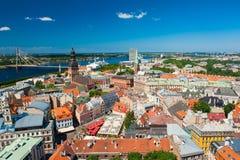 Riga royalty free stock photos
