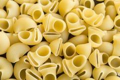 Rigate italiano da tubulação da massa Foto de Stock