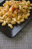 Rigati del tomate Foto de archivo libre de regalías