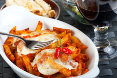 Rigatoni Royalty Free Stock Photos